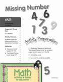 Sequencing Numbers - Missing Number Game