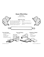 Seven Blind Mice - Mouse Salad Recipe