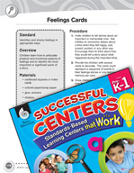 Sharing Emotions - Feelings Cards Mystery Center