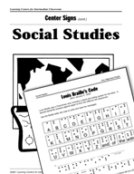 Social Studies Centers for Intermediate Classrooms
