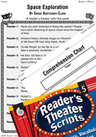 Space Exploration Reader's Theater Script and Lesson