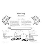 """Stone Soup - """"Stone"""" Soup Recipe"""