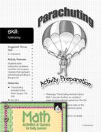 Subtracting - Parachuting Game