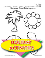 Summertime Recipes and Other Themed Activities