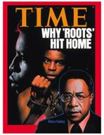 TIME Magazine Biography - Alex Haley