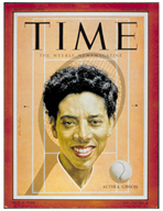 TIME Magazine Biography - Althea Gibson