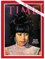TIME Magazine Biography - Aretha Franklin