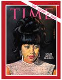 TIME Magazine Biography - Aretha Franklin