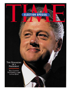 TIME Magazine Biography - Bill Clinton