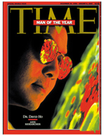 TIME Magazine Biography - David Ho