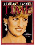 TIME Magazine Biography - Diana Spencer, Princess of Wales