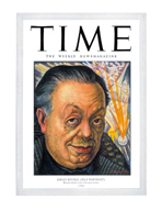 TIME Magazine Biography - Diego Rivera