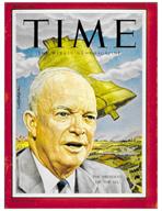 TIME Magazine Biography - Dwight Eisenhower