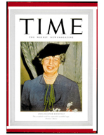TIME Magazine Biography - Eleanor Roosevelt