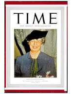 TIME Magazine Biography - Eleanor Roosevelt