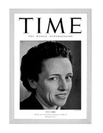 TIME Magazine Biography - Eve Curie