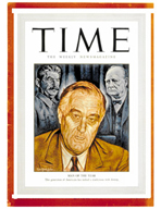TIME Magazine Biography - Franklin Delano Roosevelt