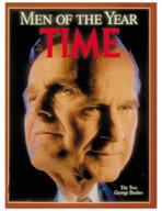 TIME Magazine Biography - George H. W. Bush