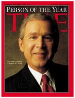 TIME Magazine Biography - George W. Bush