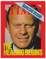 TIME Magazine Biography - Gerald Ford
