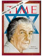 TIME Magazine Biography - Golda Meir