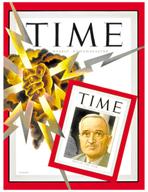 TIME Magazine Biography - Harry S. Truman