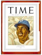TIME Magazine Biography - Jackie Robinson