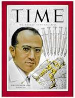 TIME Magazine Biography - Jonas Salk