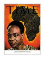 TIME Magazine Biography - Kwame Nkrumah