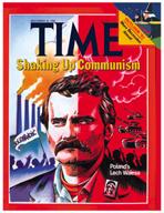 TIME Magazine Biography - Lech Walesa