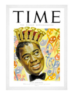 TIME Magazine Biography - Louis Armstrong