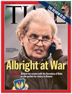TIME Magazine Biography - Madeleine Albright