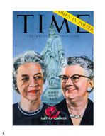 TIME Magazine Biography - Margaret Chase Smith and Lucia Cormier