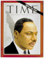 TIME Magazine Biography - Martin Luther King Jr.
