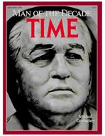 TIME Magazine Biography - Mikhail Gorbachev