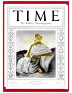TIME Magazine Biography - Mohandas Gandhi