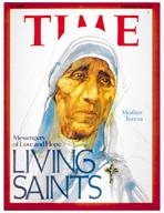 TIME Magazine Biography - Mother Teresa