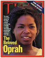 TIME Magazine Biography - Oprah Winfrey
