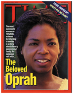 TIME Magazine Biography - Oprah Winfrey