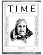 TIME Magazine Biography - Orville Wright