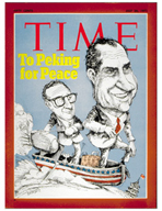 TIME Magazine Biography - Richard Nixon