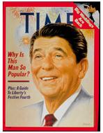 TIME Magazine Biography - Ronald Reagan