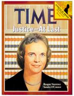 TIME Magazine Biography - Sandra Day O'Connor