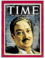TIME Magazine Biography - Thurgood Marshall
