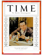 TIME Magazine Biography - Walt Disney