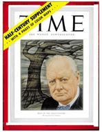 TIME Magazine Biography - Winston Churchill