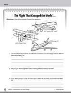Test Prep Level 2: Changing the World Comprehension and Critical Thinking