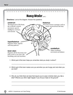 Test Prep Level 2: Nancy Wexler Comprehension and Critical Thinking