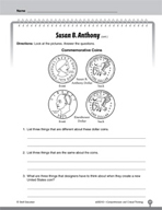 Test Prep Level 2: Susan B. Anthony Comprehension and Critical Thinking