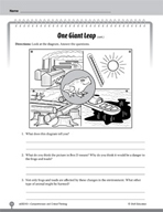 Test Prep Level 3: One Giant Leap Comprehension and Critical Thinking